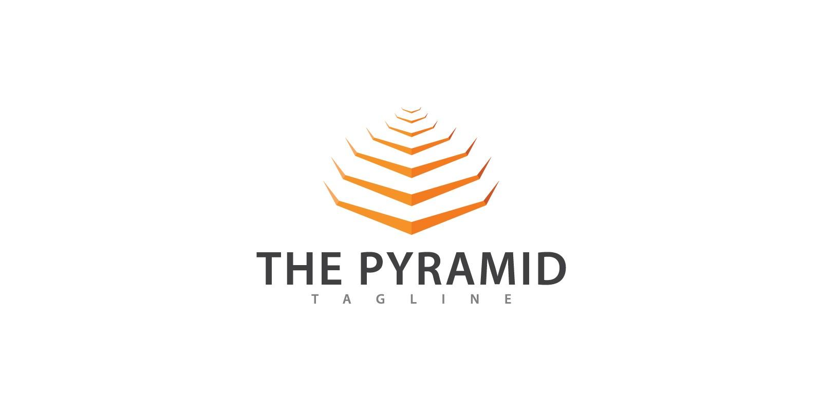 The Pyramid Logo