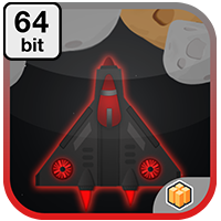 Planes Escape 64 bit - Buildbox Template