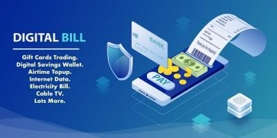 Digital Bills Payment System