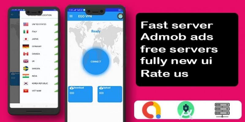 EGO VPN Android App Source Code