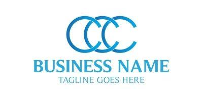 Three C Letter Logo