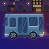 Night Bus - Unity Source Code