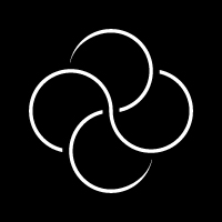 Infinity Flower Logo