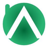 Amopeak A Letter Logo