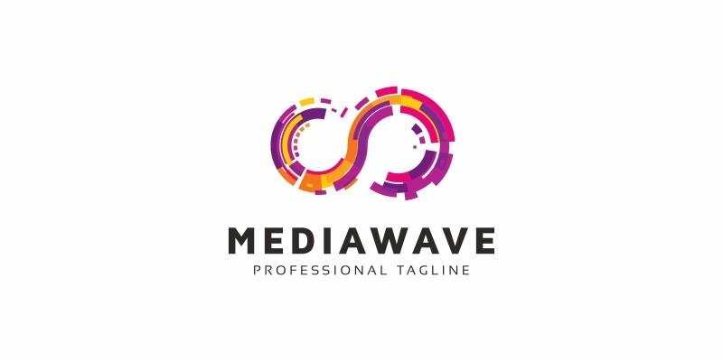 Media Wave Infinity Logo