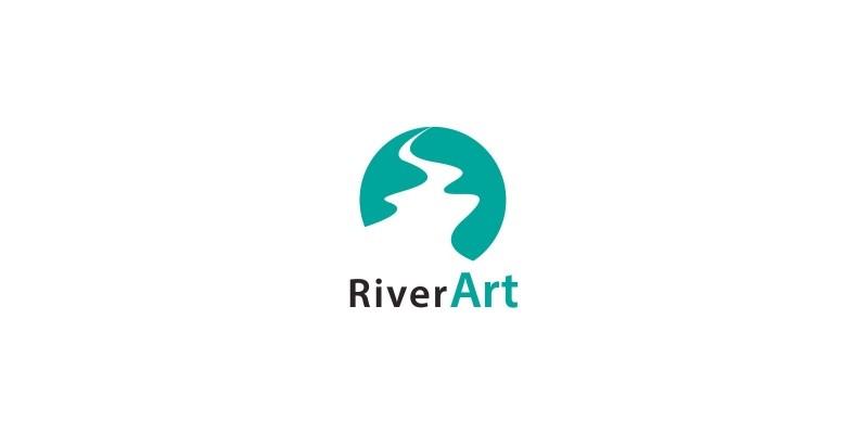 River Art Logo
