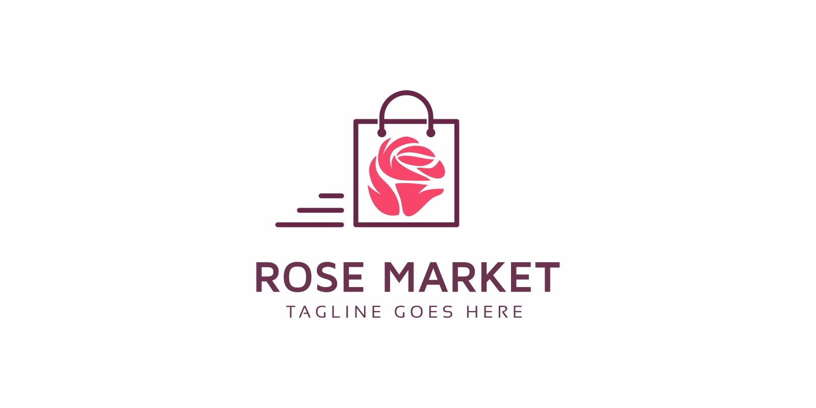 Rose Market Logo
