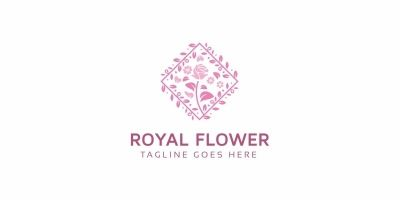 Royal Flower Logo