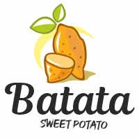 Batata Sweet Potato Logo