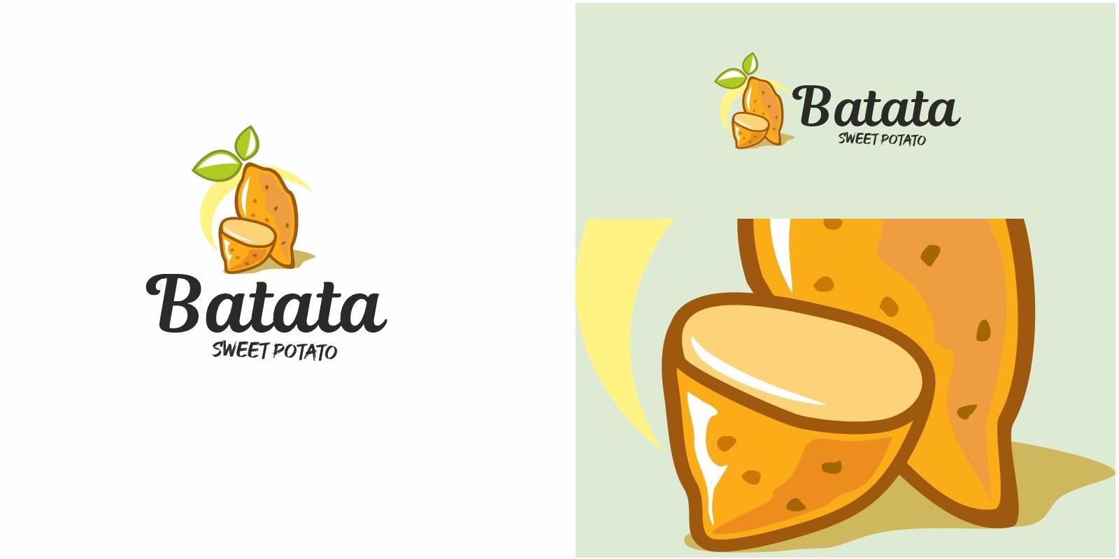 Batata Sweet Potato Logo