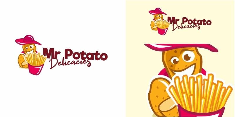 Mr Potato Logo