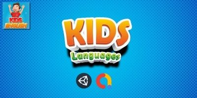 Kids - Language Learning Unity Project