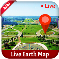 Live Earth Map - Android App Source Code