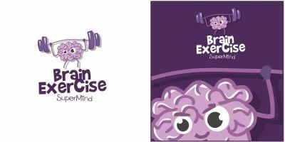 Brain Exercise Logo