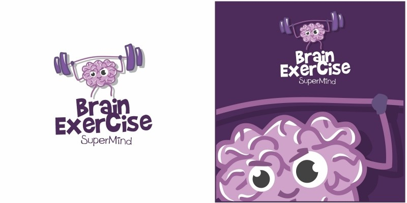 Brain Exercise Logo