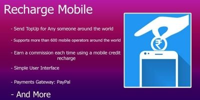Mobile Recharge - PHP Script
