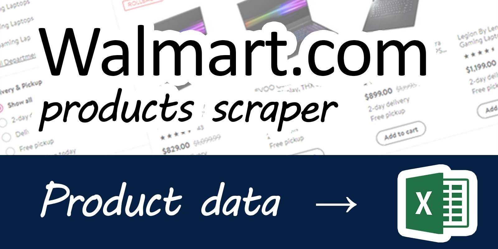 Walmart Scraper - .NET Source Code