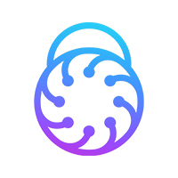 Keynet - Digital Security Logo Template