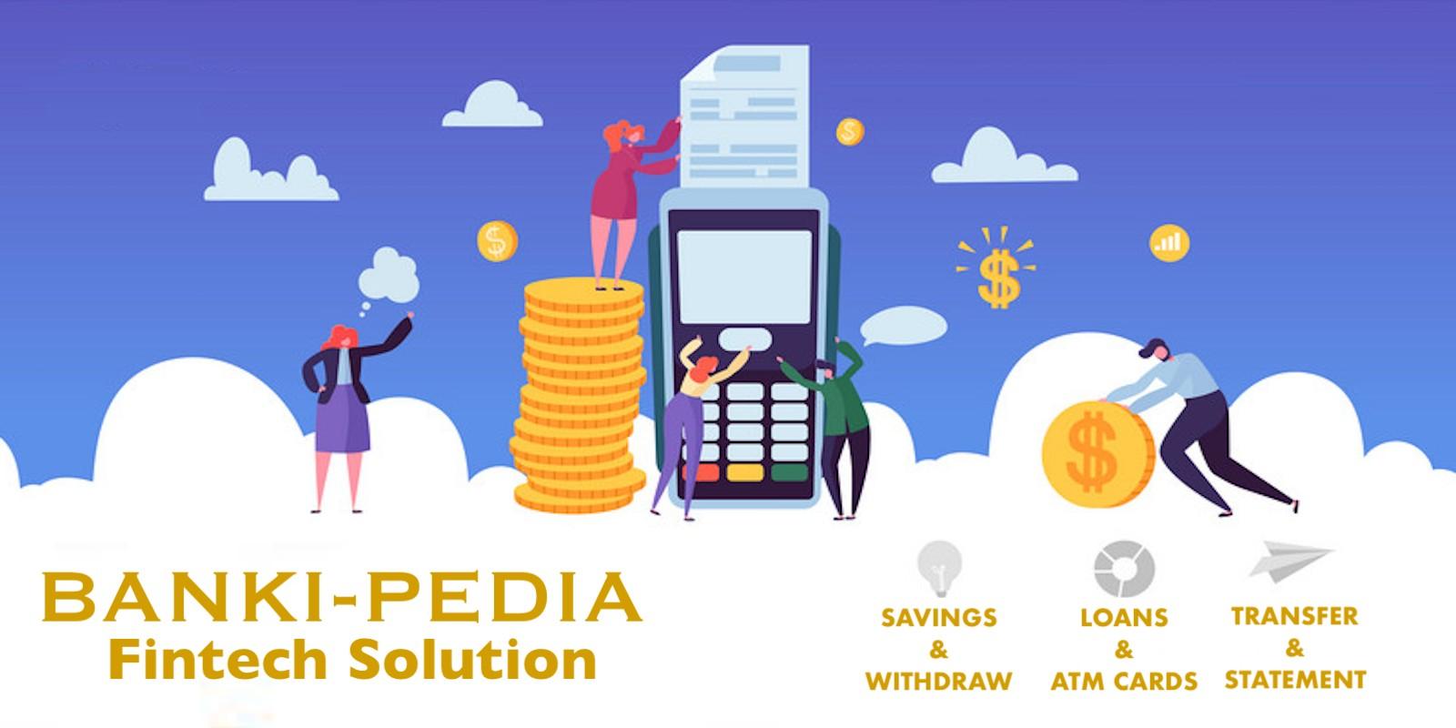Banki-Pedia - Fintech System PHP