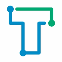 T Letter Technology Logo