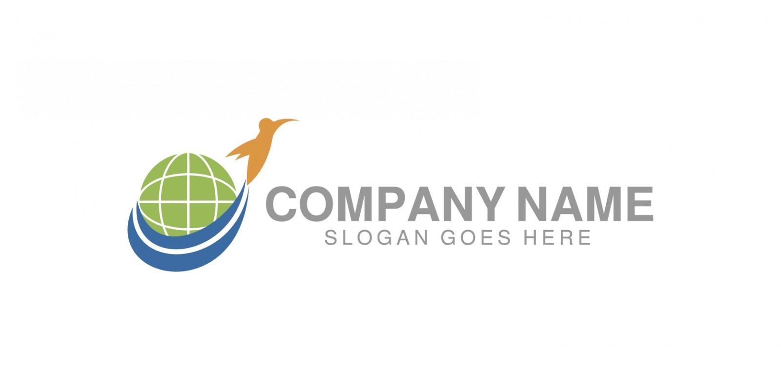Humming Travel Logo