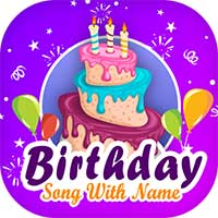 Birthday Song With Name Android App Source Code