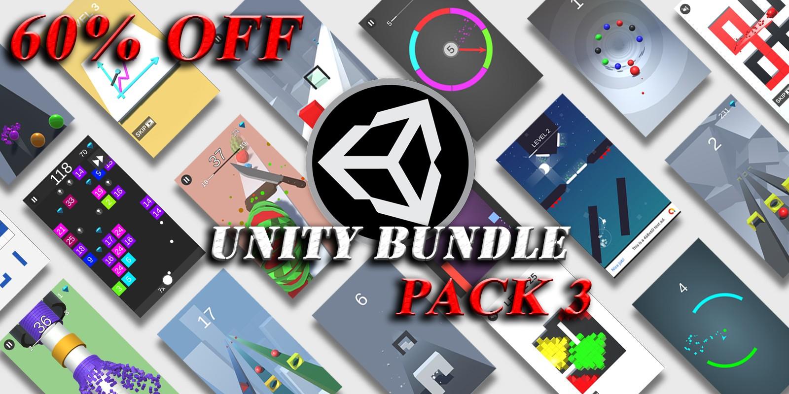 Unity Games Bundle Pack 3