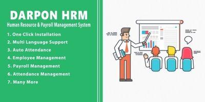 Darpon HRM - Human Resource Payroll Management