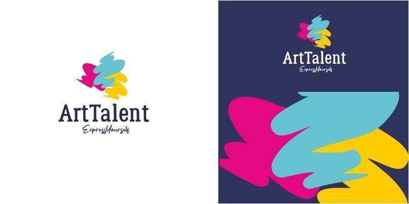 Art Talent Logo