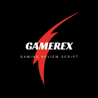 GameRex - Gaming Review And Blogging Script