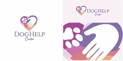 Dog Help Center Logo