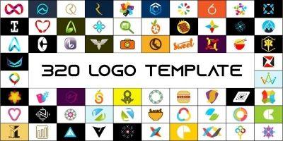 320 Professional Logo Templates
