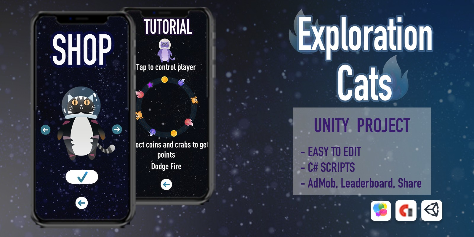 Exploration Cats - iOS Source Code