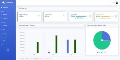 TSoftPOS Inventory Management System