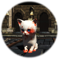 Ghost Kitten Runner Complete Unity Project