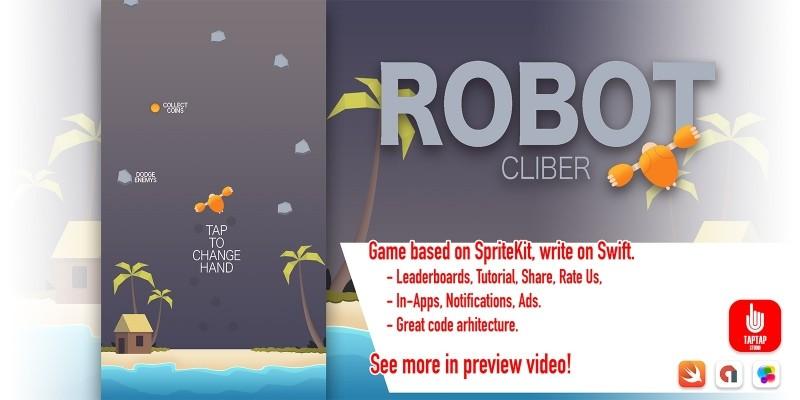 Robot Climber - iOS Source Code