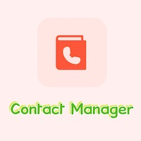 Contact Manager - iOS Source Code