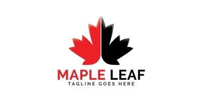 Maple Leaf Logo Design