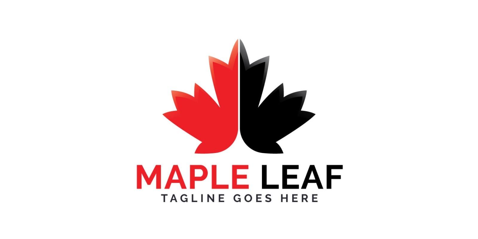 Maple Leaf Logo Design