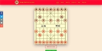 Xiangqi Game With AI And Room Hosting