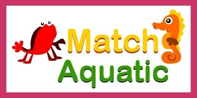 Match Aqautic - Unity Kids Game