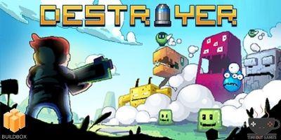 Destroyer - Full Buildbox Game