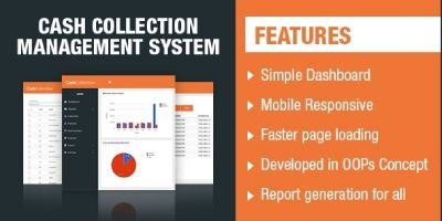 Cash Collection Management System