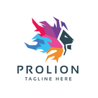 Professional Lion Logo