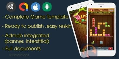 Block Puzzle - Unity Template Project