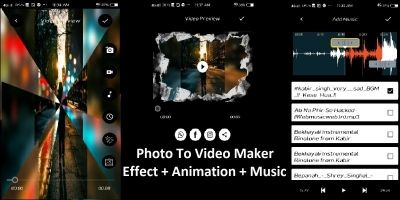 Photo Video Editor Android App Source Code