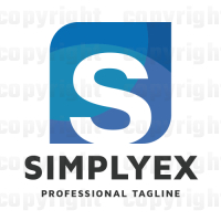 Simplyex Letter S Logo