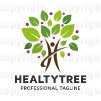 Healty Tree Logo