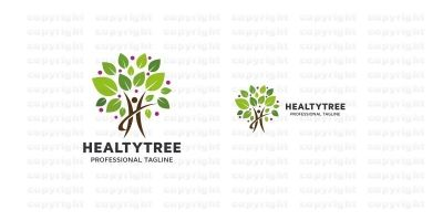 Healty Tree Logo