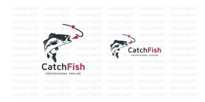 Catch Fish Logo